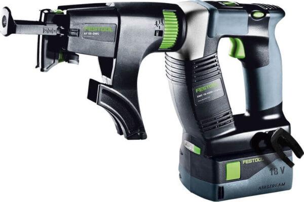 Akumulatorowa wkrętarka budowlana Festool DWC 18-4500 Li 5,2-Plus 574745