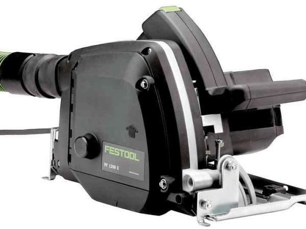 Frezarka Festool PF 1200 E-Plus Dibond do aluminiowych płyt warstwowych 574322