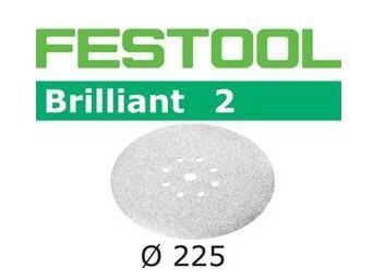 Krążki ścierne Festool Briliand 2 225 mm