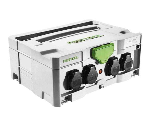 Rozdzielacz Prądu SYS-PowerHub Festool SYS-PH FR/BE/CZ/SK/PL